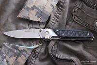 "folding knife  ""Biker 2"", steel AUS-8, blade length 3,3 (company  ""Kizlyar"")"