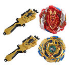 Alloy Burst B-79 B-129 Spinning With Grip Launcher Cool Toy Kids Gift TOP
