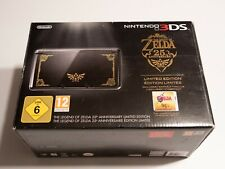Nintendo 3DS The Legend Of Zelda 25th Anniversary Limited Edition Console