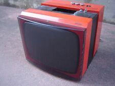 TELEVISORE MONITOR TV IRRADIO VINTAGE MODERNARIATO ANNI 70