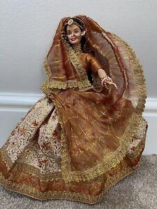 Indian Wedding/Bride Barbie Doll