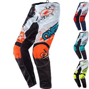 Oneal Élement Impact 2020 Motocross Pantalon MX Dirt Vélo Off Route O'Neal