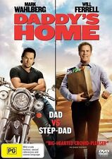 Daddy's Home (Dvd) Comedy, family, Will Ferrell, Mark Wahlberg Movie