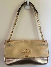 Michael Kors Small Gold Handbag