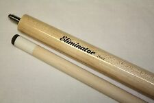 NEW Eliminator Hustler Sneaky Pete 19 oz Billiard Pool Cue Stick FREE SHIPPING