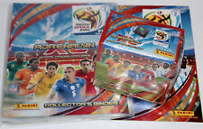PANINI ADRENALYN XL trading cards WC SOUTH AFRICA 2010-Display Box + BINDER
