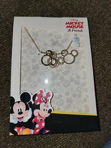"Disney Mickey Mouse & Friends 16""-19"" Necklace NEW cute Minnie Mickey Disney"