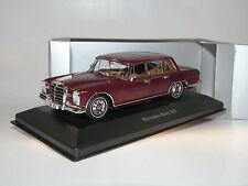 Premium Collectibles/Ixo b66041019, Mercedes-Benz 600, 1963, barolorot, 1/43