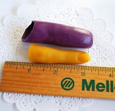 3D silicone finger mold chocolate mould halloween Food Safe Jewelry Resin Clay