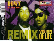 DOWN LOW : VISION OF LIFE / 4 TRACK-CD - TOP-ZUSTAND