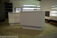 Retail Wood Counter Shop Confectionary Display Corner Vertika Style