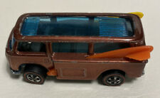 Hot Wheels Redline Brown Volkswagen Beach Bomb 1969-1971 Hong Kong Surf Boards