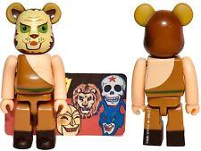 Medicom Bearbrick Series 27 - HERO LION MAN Secret Character