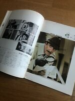 THE RETURN OF THE PINK PANTHER Japanese RARE Film PROGRAMME 1975 Peter SELLERS