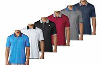 New For 2017 - adidas Golf 2017 Men's climacool Performance LC Logo Polo Stretch