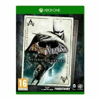 Batman Return To Arkham Xbox One Brand New Sealed