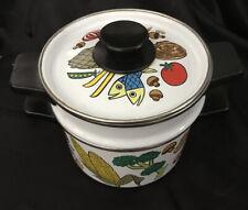 NANTUCKET Enameled Steamer & Stock Lobster/Vegetable Pot