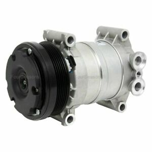 For Chevy Tahoe 1996-2000 Four Seasons 58950 A/C Compressor w Clutch