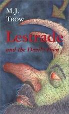Lestrade and the Devil's Own (Lestrade Mysteries) Trow, M.J. Hardcover