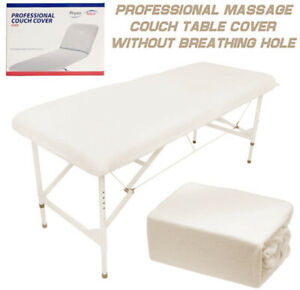 Physio Med Professional Couch Cover -  Without Face Hole - Cream