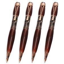 Victoria Pen Kit - Antique Rose Copper Finish 4 Pack, Legacy Woodturning