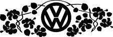 RACING STICKERS Funny Car Window Bumper VW T4 T5 Vinyl Sponsor Decals