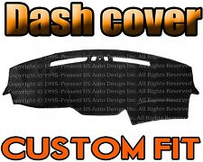 Fits 2005-2008 JEEP GRAND CHEROKEE DASH COVER MAT DASHBOARD PAD / BLACK