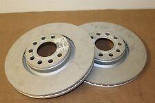312mm front brake discs Passat B5 / Superb 4B0615301C New genuine VW part