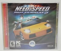 Need For Speed: Hot Pursuit 2 (PC CD-ROM, EA Games) Sealed Cracked Case