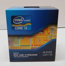 Intel Core i3-2120 3.3GHz Dual-Core (BX80623I32120) Processor