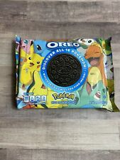 NEW Nabisco Oreo Pokemon Chocolate Sandwich Cookies Limited Edition IN HAND