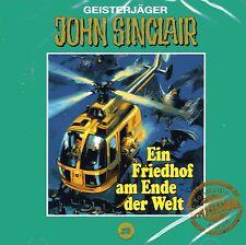 JOHN SINCLAIR - Ein Friedhof am Ende der Welt - Tonstudio Braun CD Nr. 18 - OVP