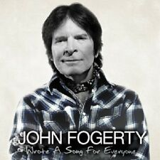 JOHN FOGERTY - WROTE A SONG FOR EVERYONE  CD  14 TRACKS INTERNATIONAL POP  NEW+