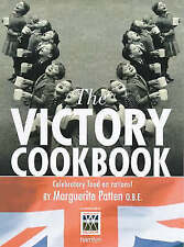 The Victory Cookbook: Celebratory Food on Rations!, Patten, Marguerite   Paperba