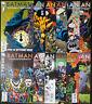 Batman: Gotham After Midnight #1-12 (2008, DC) Complete Set Niles Kelley Jones