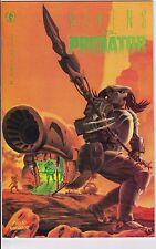 Aliens Vs Predator #1 VF- 7.5 1990 Dark Horse See My Store