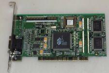 ATI 3D- Rage Pro TURBO PCI 8MB VGA Video GRAPHICS card 109-41900-10 WORKING !