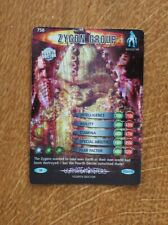 Doctor Who Battles in Time - 750 Zygon Group (Super Rare)