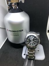 Citizen Eco-Drive Men's Promaster Stainless Steel Dive Watch BN0198-56H #C15
