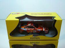 BBR GASOLINE MODELS FERRARI 550 24h SPA 2004 SCUDERIA ITALIA - 1:43 -MINT IN BOX