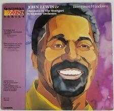 John Lewis & Members of Stuttgart Orchestra European Windows LP Camden QJ-25431