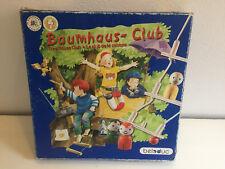 Baumhaus-Club von Beleduc Kinderspiel Holz Famielienspiel Lernspiel Merkspiel