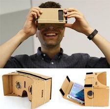 Google Cardboard 3D VR Virtual Reality Glasses Mobile Phone 3D Viewer Glasses