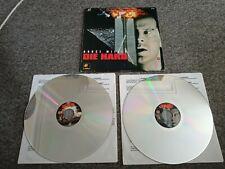 Die Hard Laserdisc