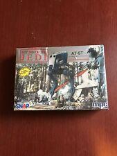 Vintage Star Wars-Return of the Jedi-Vintage AT-ST MPC Model Kit-Sealed RotJ