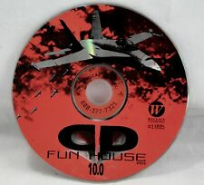 Fun House Version 10.0 Wayzata Technology Platform Mac Windows CDROM