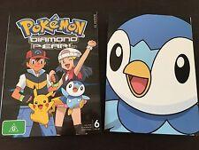 """Pokemon - Diamond And Pearl: Season 10"" (DVD, 2011, 6-Disc Set, Reg 4) LIKE NEW"