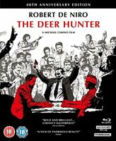 The Deer Hunter 40th Anniversary Collectors Edition 4K UHD + Blu Ray [Blu-ray]