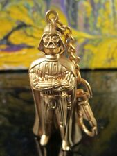 STAR WARS Die Cast Bronze Keychain 1995 ~