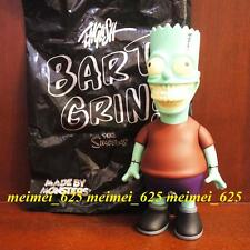 Ron English x Made by Monsters JPS The Simpsons Tree House of Horror Bart Grin